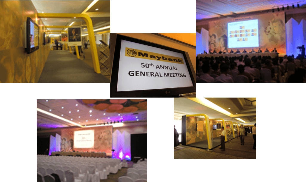 Maybank 50th Annual Grand Meeting